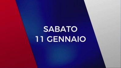Stasera in Tv sulle reti Mediaset, 11 gennaio