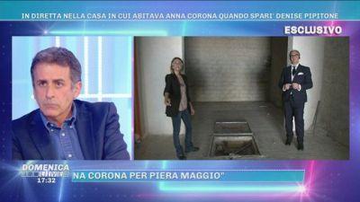 In diretta dal box della casa in cui abitava Anna Corona