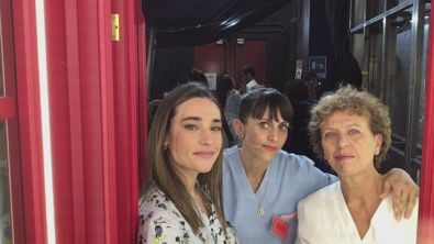 La #cabinarossa di...Teresa Romagnoli, Susy Laude e Paola Tiziana Cruciani