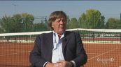 Adriano Panatta e il suo grande amore: il tennis