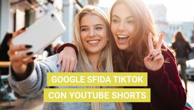 Google sfida TikTok con YouTube Shorts