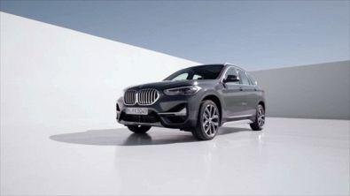 Il lifting di BMW X1