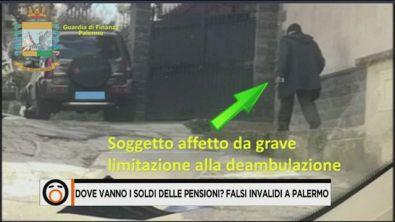 """Soldi Inps """"bruciati"""": falsi invalidi a Palermo"""