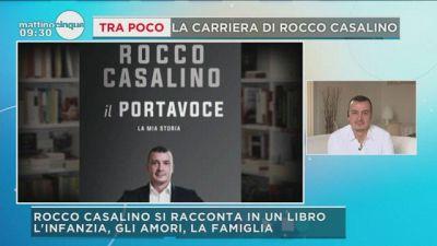 Rocco Casalino, tutto in un libro