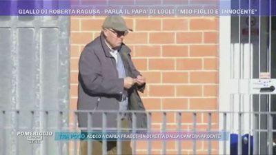 Giallo di Roberta Ragusa. Parla il papà di Logli: ''Mio figlio è innocente''