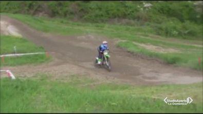 Tragedia nel circuito di motocross a Cavallara