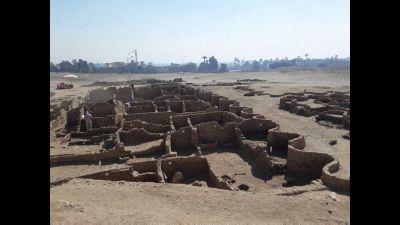 Incredibile scoperta archeologica a Luxor, in Egitto