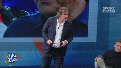 Gol annullato a Ibra, la moviola di Cesari