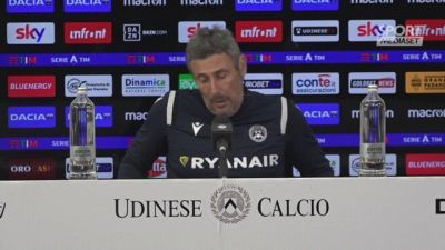 """Gotti: """"E' un'Udinese incazzata"""""""