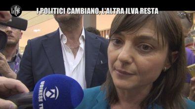 TOFFA: I politici cambiano, l'altra Ilva resta