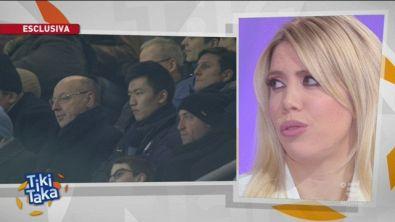 "Wanda: ""L'Inter è la nostra famiglia"""