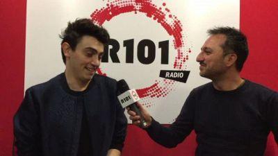 Michele Bravi ospite a R101