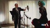 Tony Bennet e Lady Gaga insieme sul palco