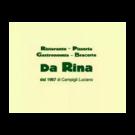 Ristorante Pizzeria da Rina