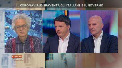 Matteo Renzi a tutto campo