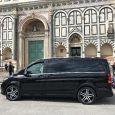 Minivan Mercedes classe V luxury 7 pax