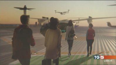 Un salto nel futuro: i droni taxi