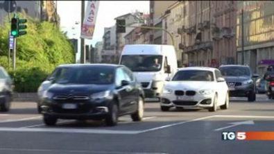 Smog, fermi tutti a Roma e Milano