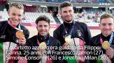 Ciclismo su pista, Italia da sogno: oro e record mondiale