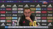 "Juve, Sarri cita Guardiola: ""L'Atalanta è come il dentista"""