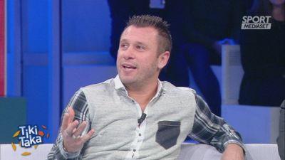 """Cassano: """"CR7 ha un problema con Sarri"""""""