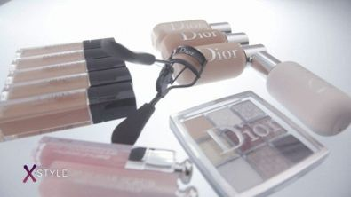 Collezione make-up Dior backstage