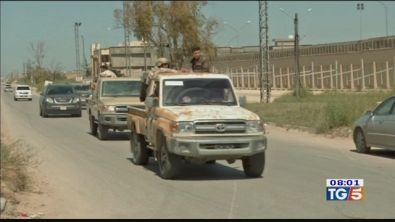 Battaglia a Tripoli migliaia di sfollati