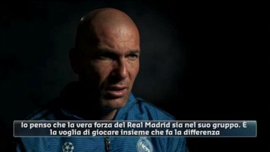 Zidane e i segreti Real