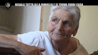 "REI: Storia di Agnese: la nonnina 90enne e terremotata è ""truffata"" dai parenti"