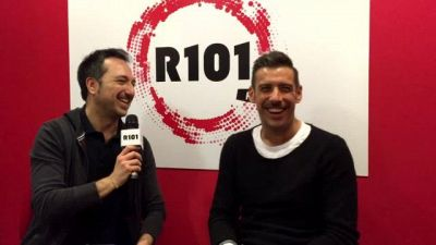Francesco Gabbani ospite a R101