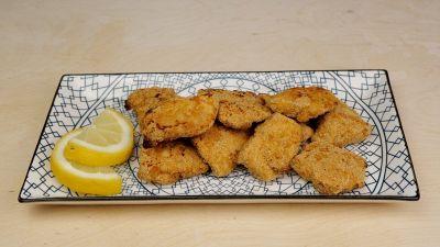 Ricetta per bocconcini di pollo al forno