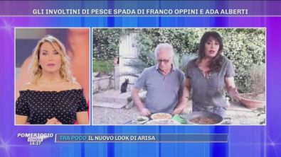 Gli involtini di pesce spada di Franco Oppini e Ada Alberti