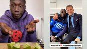 """Khaby Lame, chi è il Tiktoker italiano """"amico"""" di Del Piero e Mark Zuckerberg"""