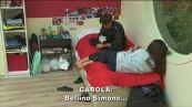 Carola: ''Luigi ora vado a parlare con Simone...'' - 19 ottobre