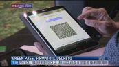 Breaking News delle 17.00 | Green pass, firmato il decreto