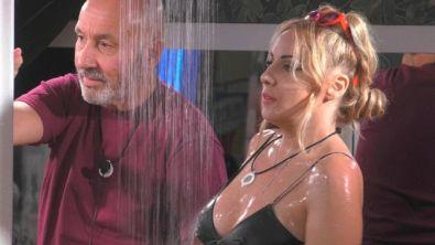 La doccia di Lisa