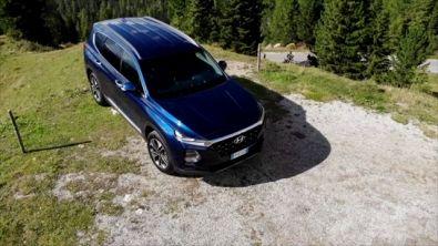 Nuovi Hyundai Tucson e Santa Fe