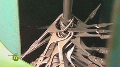 Come vengono create le forbici