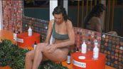 La cura del corpo di Dayane Mello