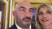 La #cabinagold di Matteo Bassetti e la moglie Maria Chiara