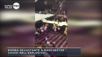 Bomba devastante a Manchester