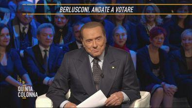Silvio Berlusconi: l'appello