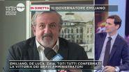 Elezioni 2020, il governatore Emiliano