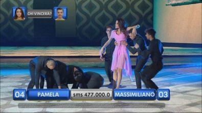 Massimiliano Varrese vs Pamela Camassa - La Finale - Chi vincerà? - III esibizione