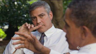 """Clooney verso la """"nomination"""""""