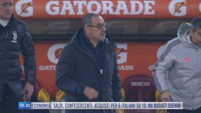 Juventus, recuperare energie per la Champions