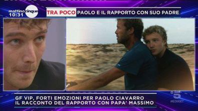 GFVIP: Paolo Ciavarro a cuore aperto