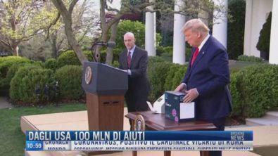 Breaking News delle 11.00 | Dagli Usa 100 mln di aiuti
