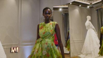 Curiel: la collezione Haute Couture per l'estate 2019
