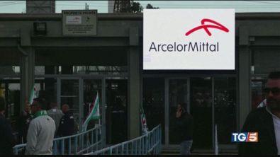 Ilva, protesta l'indotto, sindacati da Mattarella